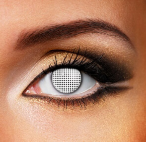 Eye Fusion One Day use.WALKING DEAD Coloured Eye Contact Lenses