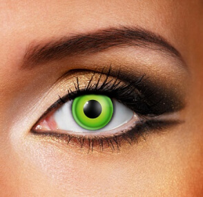 Primal HULK 3mth Coloured Eye Contacts. $33.99 pair. 22803