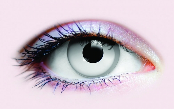 Primal Contacts ZOMBIE 1. 3mth use. $33.99 pair. 22805