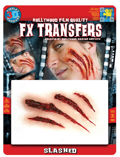 Tinsley FX Transfer SLASHED $24.99. FXTM-524 . Look like you escaped the werewolf.