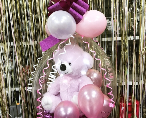 Hinkler Parties - Stuffed Balloon for a Baby Shower