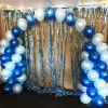 Balloon Arch with helium top
