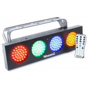 Beamz DJ Bank 140 LED Colour Chaser Wash Light - PNo. DJ BANK 140