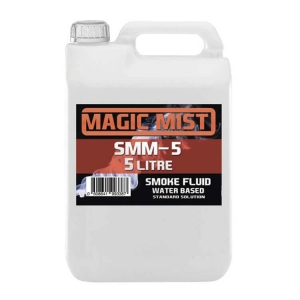SMM 5 Magic Mist Smoke Machine Fluid 5 litre