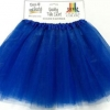 Tutu Royal Blue Tulle 80's bucks party hens party
