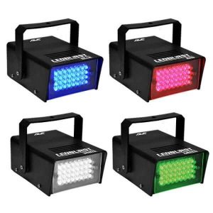 AVE LED Burst Led Strobe Light Pack of 4 - LEDBURST-PACK