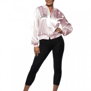 Grease Pink Lady Jacket 50s Rock and Roll